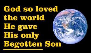 Begotten Son
